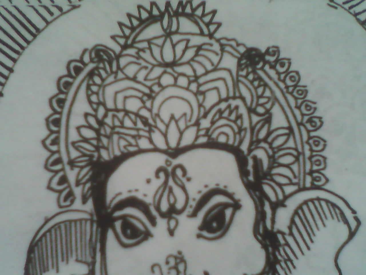 Lord Ganesha Drawing Lord ganesha drawings &