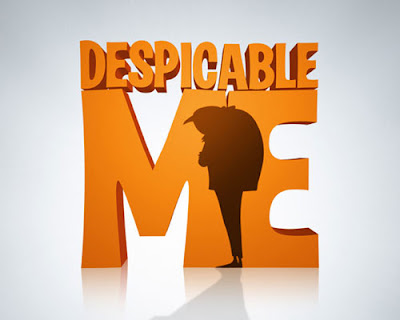 Disney Pixar Despicable Me Logo