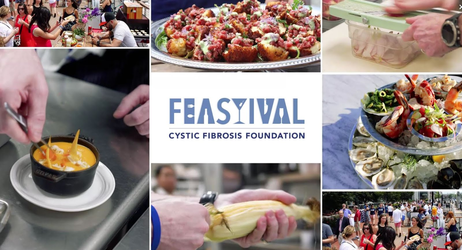 FEASTIVAL-Cystic Fibrosis fundraiser