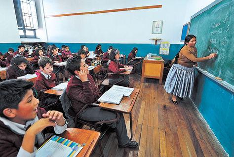Idiomas en Bolivia