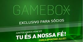 COMPRA JÁ A TUA GAMEBOX!