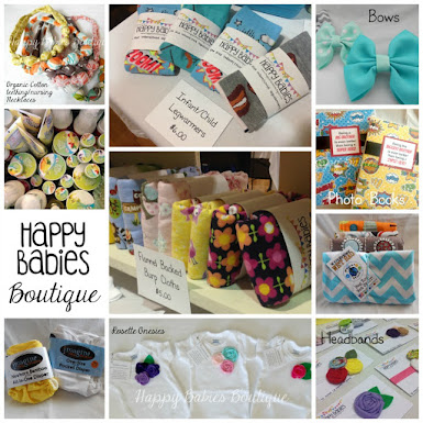 Shop the Happy Babies Boutique