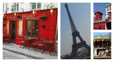 Paris Bonjour, Happiness! Joie de vivre