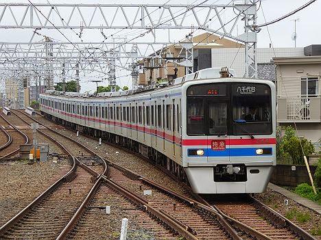京成電鉄 特急 八千代台行き 3400形