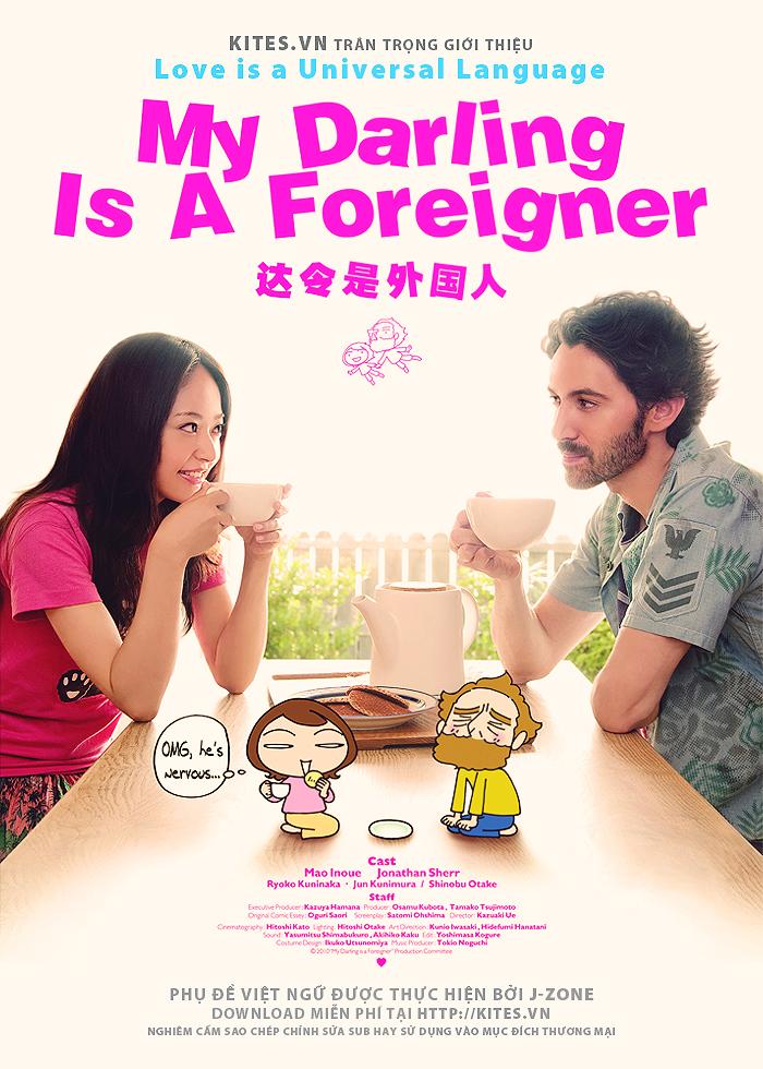 Người Tình Tôi Là Người Ngoại Quốc - My Darling Is A Foreigner
