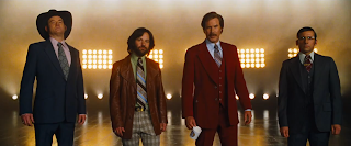 anchorman 2 the legend continues marketing