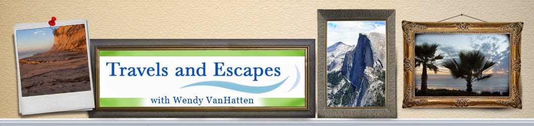 Travels and Escapes with Wendy VanHatten
