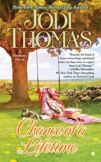 Review: Chance of a Lifetime by Jodi Thomas