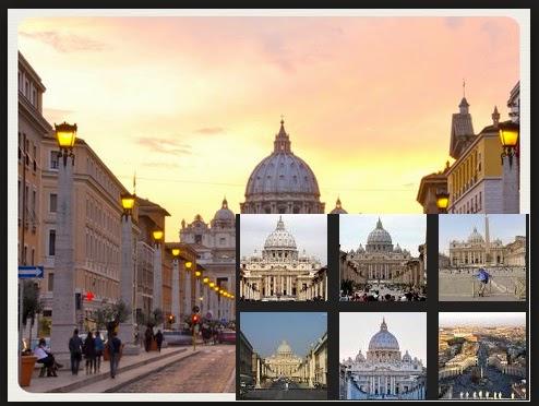 Vatikan, Negara Terkecil didunia