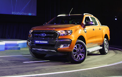 2016 Ford Ranger to be Built in Nigeria but not in US