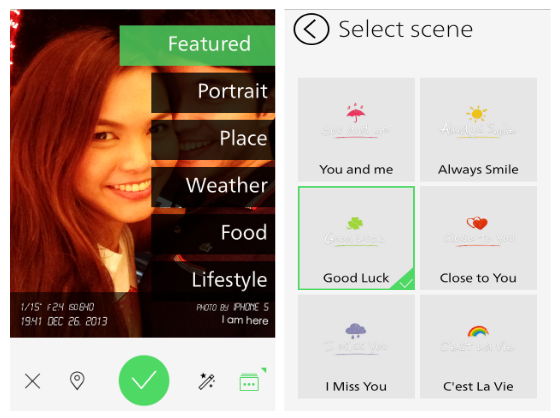 how to add photo to wechat text