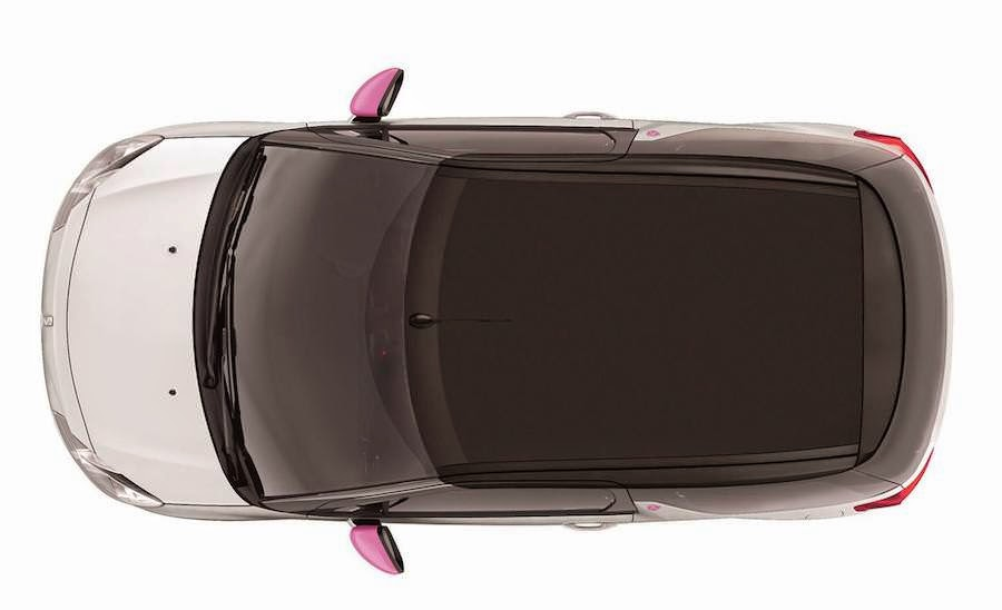 シトロエンと「Benefit(ベネフィット)」のコラボレーションモデル 「シトロエン DS3 Cabrio DStyle by Benefit」