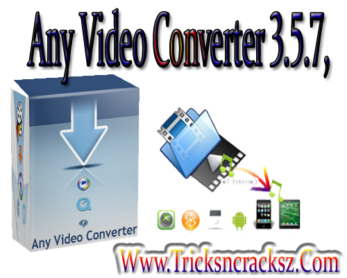 any video converter crack 3.5.7