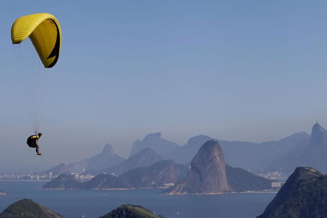 Fotografia, Rio de Janeiro, profissional, o globo, niteroi, parque da cidade, parapente, esporte