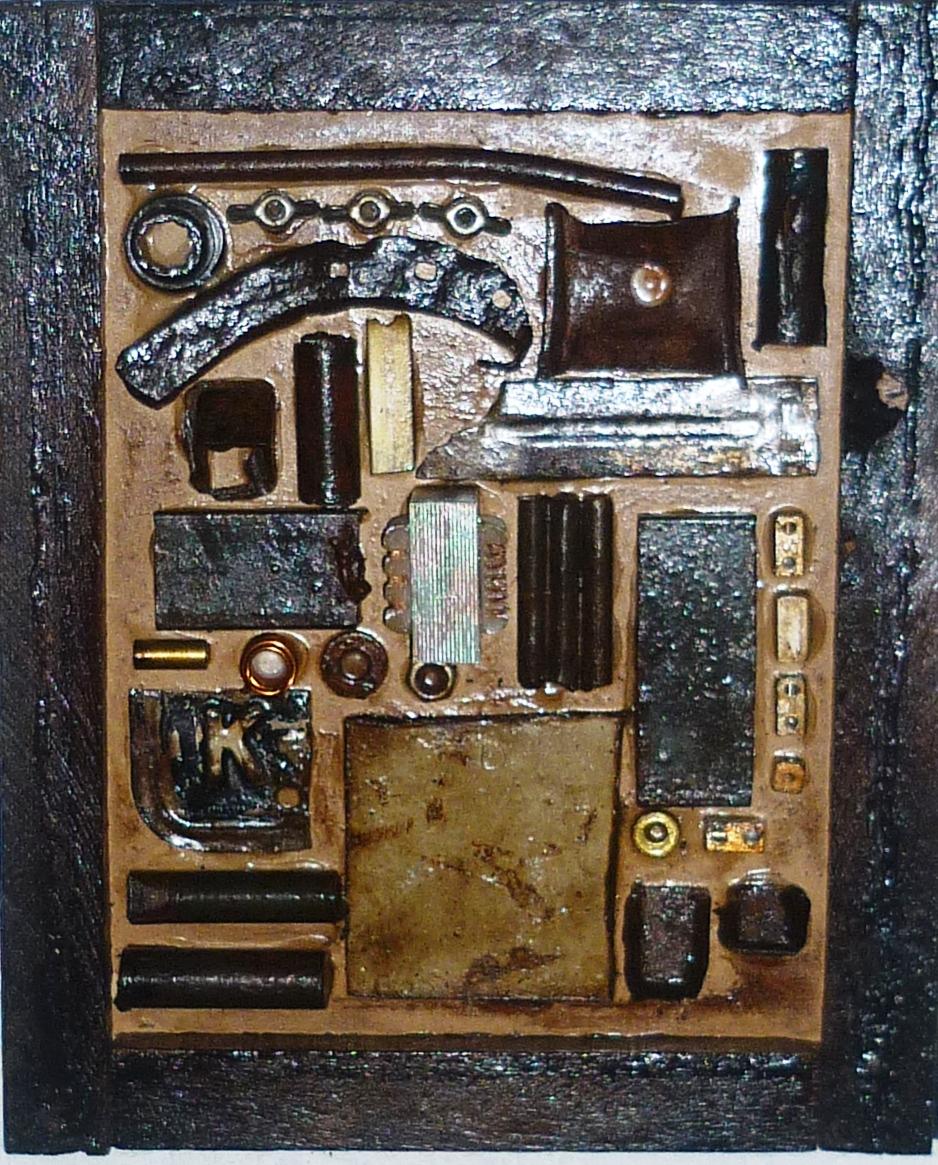 Despertardeentrecuatroparedes otras obras de reciclaje en madera hierro y chapas etc - Reciclaje de la madera ...