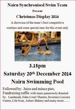 Saturday Seasonal Synchro (20th)