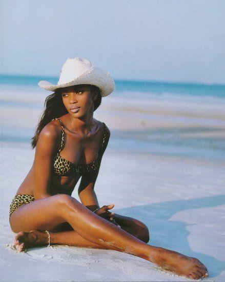 Naomi Campbell - June 1996