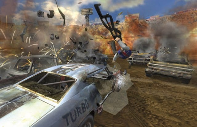 FlatOut 2 PC Games Gameplay
