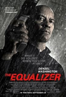 the equalizer (2014) movie poster