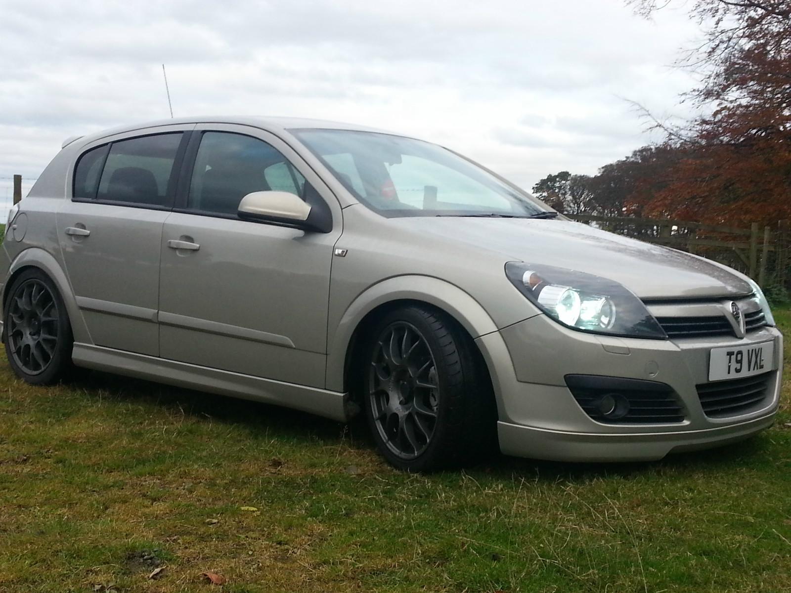 Speedmonkey Spotted Vauxhall Astra T9 Super Rare