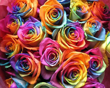 Τα λουλούδια μπορούν να γίνουν και