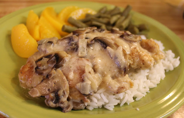 Creamy Turkey Tenderloin via The Taste Tester