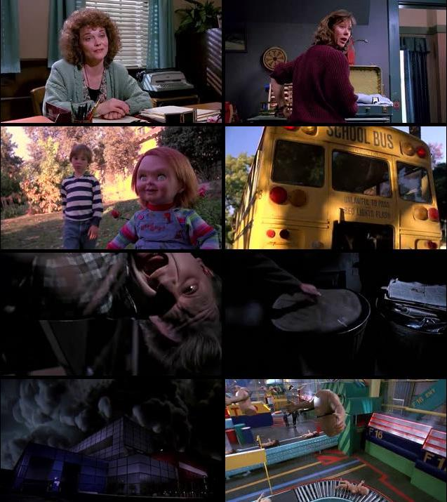 Child's Play 2 (1990) Dual Audio Hindi 480p HDTV