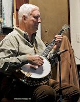 'Happy' Jack Vincken, Plectrum Banjo