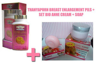 COMBO PACKAGE: THANYAPORN + SET BIO ANNE CREAM + SOAP