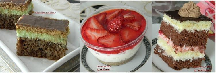 Gâteaux Davella