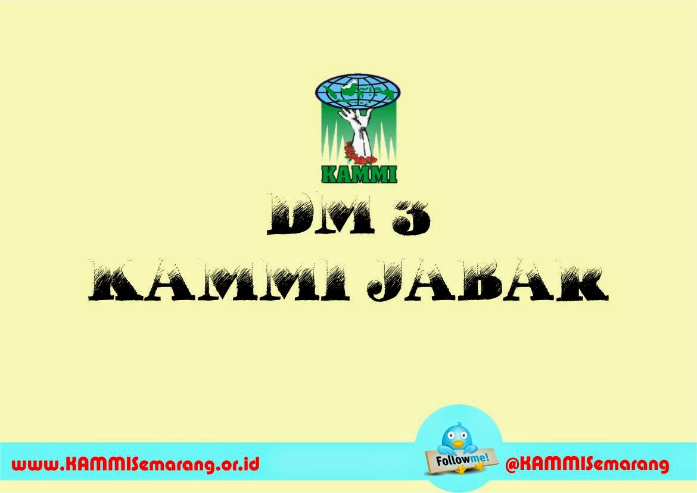 DM 3 KAMMI JABAR, Dauroh Marhalah 3, KAMMI, KAMMI Semarang, Dakwah Kampus