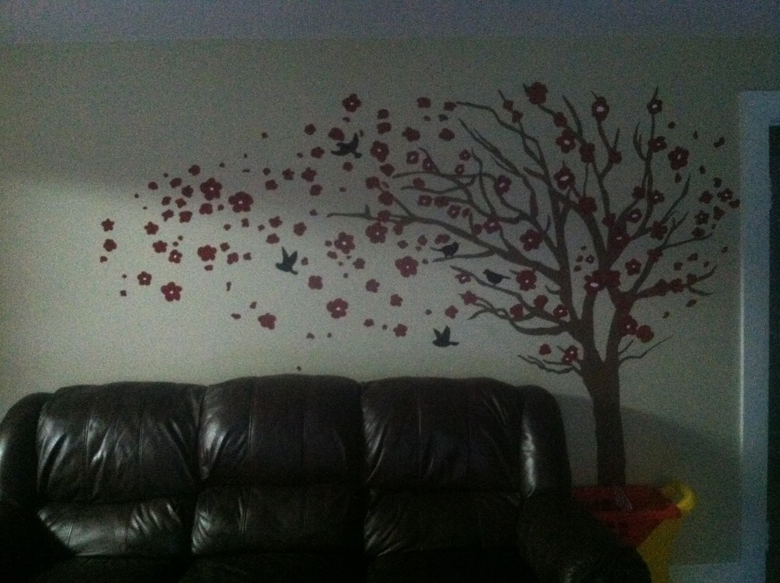 First grade with a cherry on top what you can do with an for Best projector for mural painting