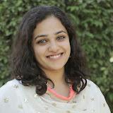 Nitya meenon Latest Photo Gallery in Salwar Kameez at New Movie Opening 16