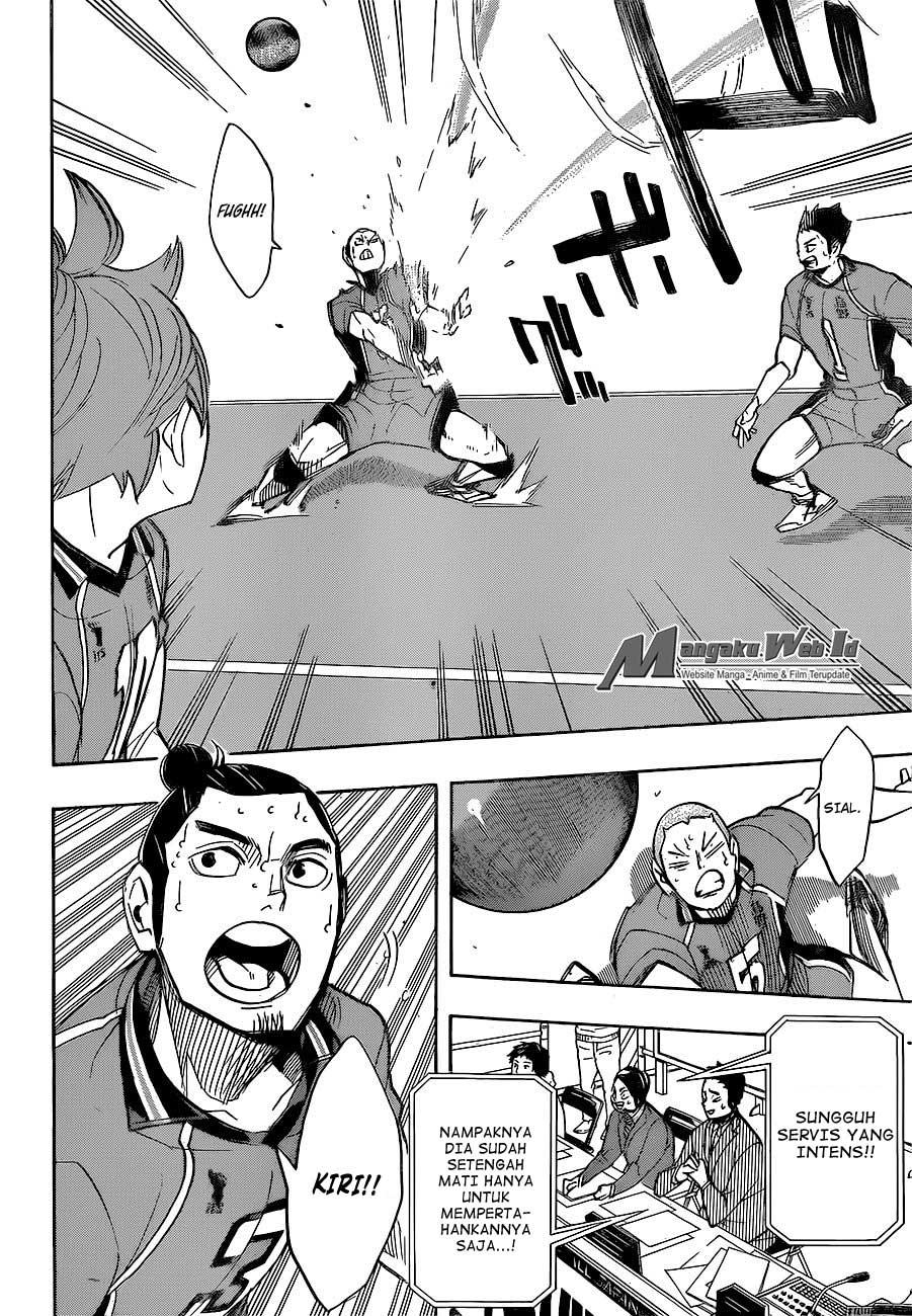 Haikyuu!! Chapter 259-10