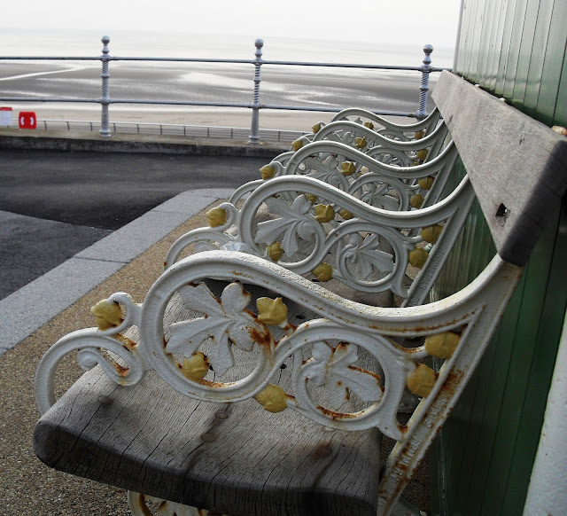 Blackpool benches
