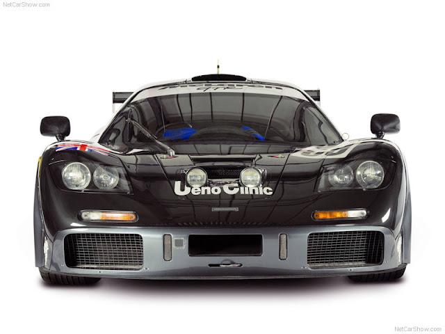 McLaren F1 GTR (1995)