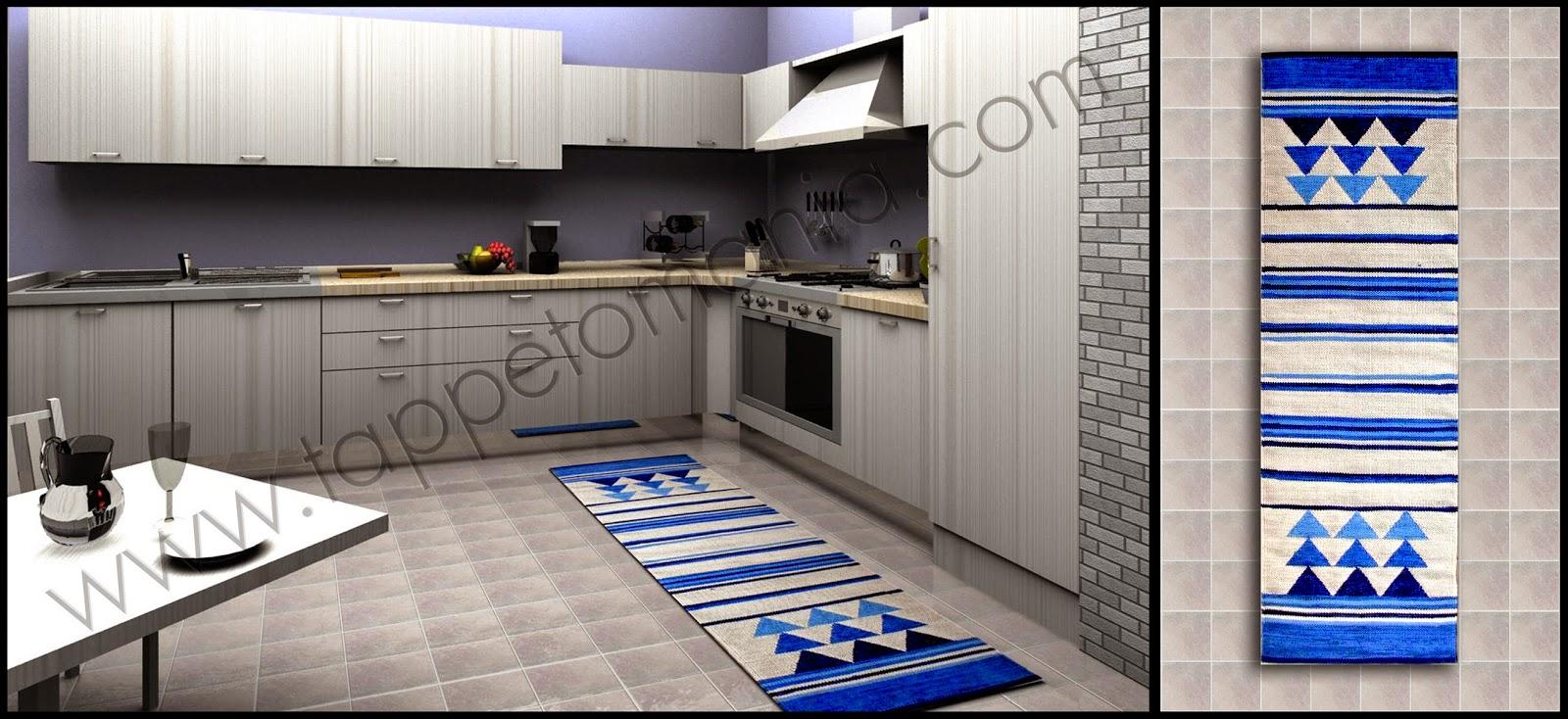 Tappeti cucina design