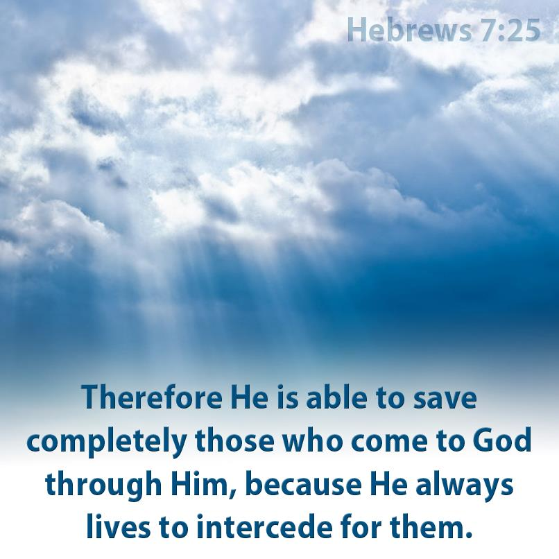 BIBLE NEPAL: Hebrews 7:25