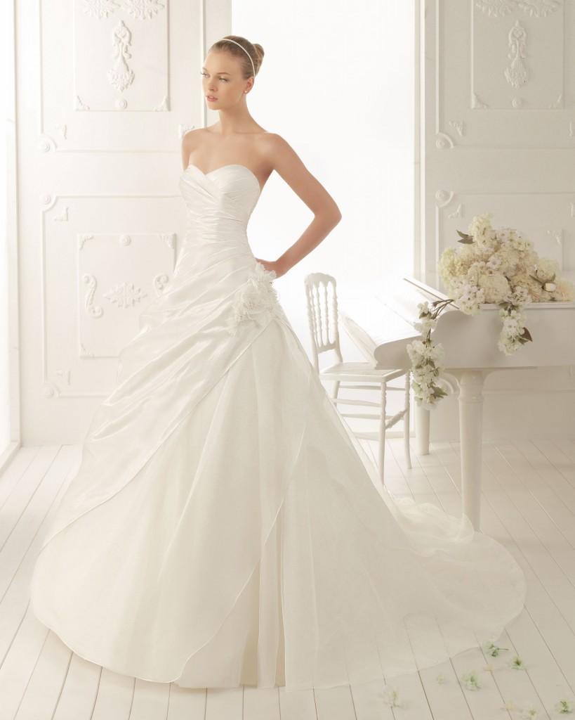 Mejores vestidos de novia estilo princesa