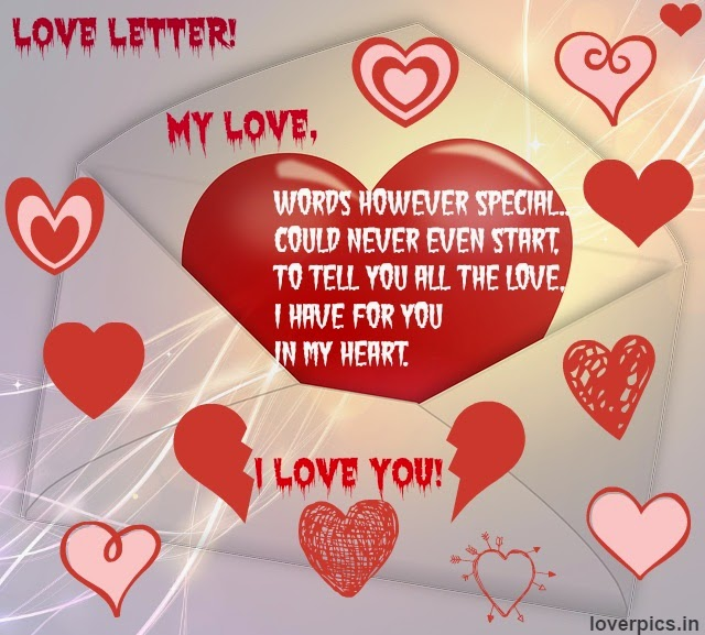 Love Letter Quotes  LoverPics