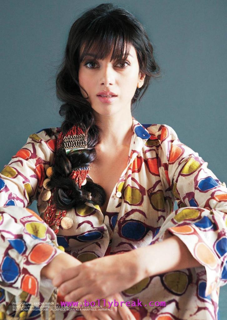 Aditi Rao Hydari Dress Filmfare May -  Aditi Rao Hydari Filmfare Scans – May 2012 Edition