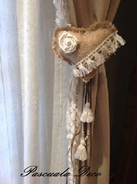 Pascuala deco sujeta cortina - Cortinas de cadenas ...
