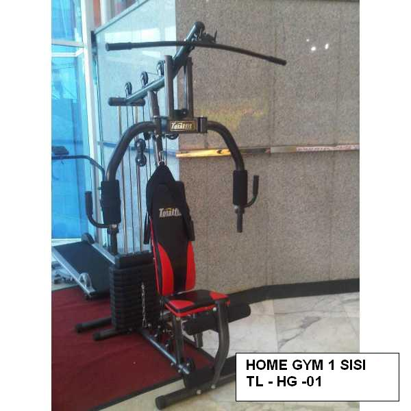 Home Gym Bekas: HOME GYM 1 SISI TL-HG-01