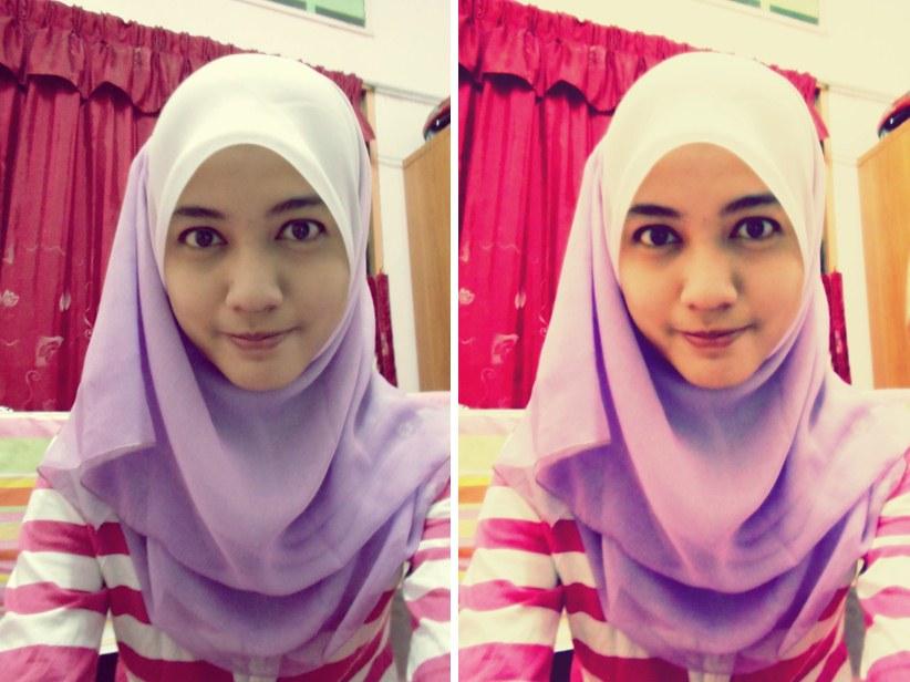 sharifahzakiah ♥: Tutorial : Simple Bawal