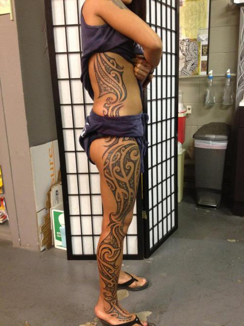 Polynesian Tattoo Meanings