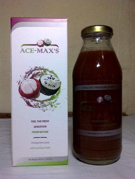 kolesterol dengan ACE MAXS obat penurun kolesterol yang herbal ...