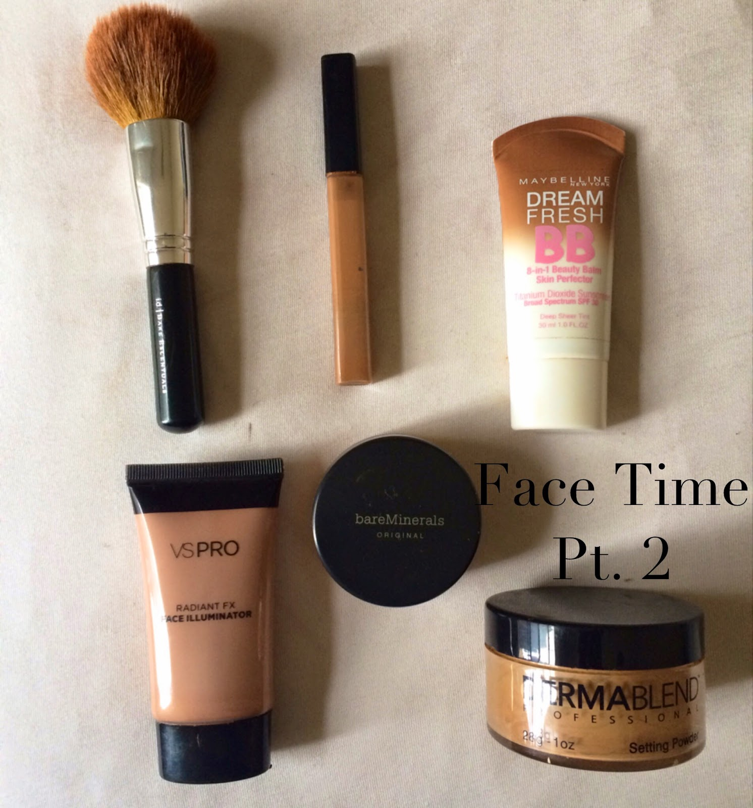 illuminator, setting powder, BB cream, concealer, foundation, face, Christopher Stewart, eating fabulously, lifestyle, blog