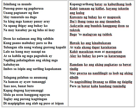 Alab Ng Puso by Abra | Juan dela Cruz Theme Song/Soundtrack Lyrics