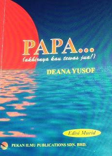 Sinopsis Novel Papa