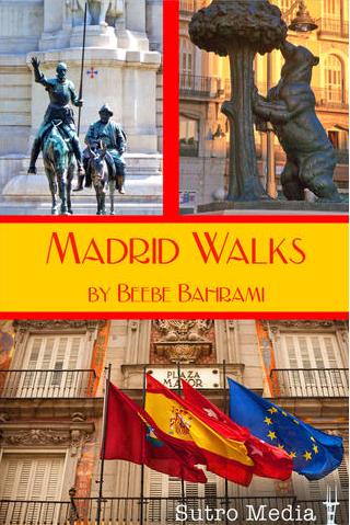 Madrid Walks (app) by Beebe Bahrami
